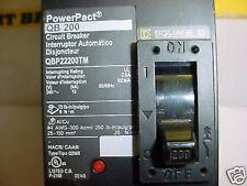 Sq-D Qb200 200 Amp Breaker Qpb22200Tm New Breaker