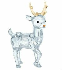 Swarovski Santa's Reindeer MIB #5400072