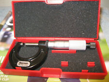 Starrett T4361xrl 1 Micrometer Carbide 0001 No Engravings Machinist Tools