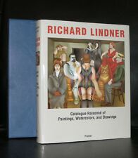 Richard Lindner #CATALOGUE RAISONNE # 1999, mint