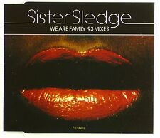 Maxi CD - Sister Sledge - We Are Family '93 Mixes - A4419