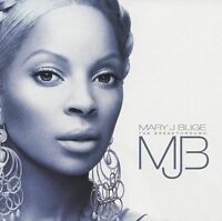 The Breakthrough Used - Acceptable [ Audio CD ] Mary J. Blige