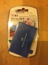 SSK Bleu All In 1 Card Reader SCRM003
