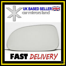 Left Passenger Wing Car Mirror Glass Replacement CONVEX Chevrolet Lacetti  02-08