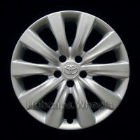 Toyota Corolla 2011-2013 Hubcap - Genuine Factory OEM 61159 Wheel Cover