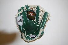 Louisville Slugger HD9 12.75 Outfield Baseball Glove Green Lefty Rare