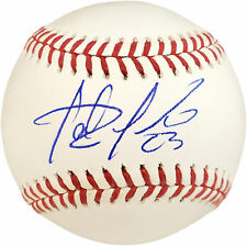 SALE! FERNANDO TATIS JR. AUTOGRAPHED SIGNED MLB BASEBALL PADRES BECKETT BAS
