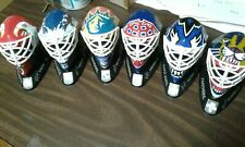 NHL Goalie Masks -6 McDonald's Leafs Habs Hawks Rangers Panthers Avalanche