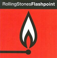 Flashpoint by The Rolling Stones (CD, Nov-2009, Universal) SEALED