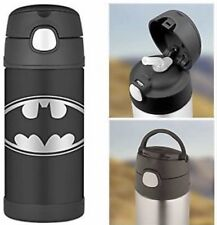 BATMAN THERMOS FUNTAINER 12OZ M/355ML BOTTLE BRAND NEW