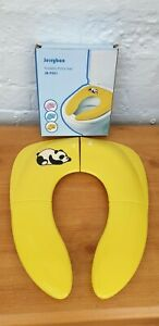 Jerrybox Foldable Travel Potty Seat, Used, Disinfected