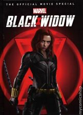 Black Widow The Official Movie Special HC #1-1ST NM 2020 Stock Image