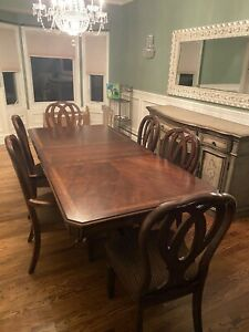 dining room set china cabinet