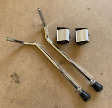 Bass Drum Legs Spurs And Mounting Brackets