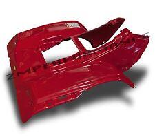 NEW HONDA TRX200SX TRX 200SX 86 - 88 RED REAR PLASTIC FENDER