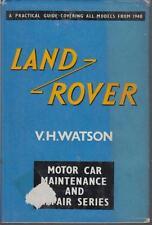 LAND ROVER SI & SII 1.5 2.0 2.25 PETROL & 2.0 DIESEL 1948 - 1961 REPAIR HANDBOOK