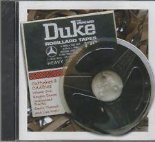 DUKE ROBILLARD - THE UNHEARD DUKE ROBILLARD TAPES VOLUME 1 - CD - RARE