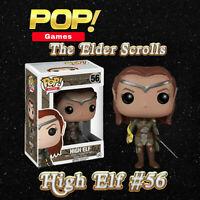 🔥The Elder Scrolls High Elf #56 Funko Pop, Vinyl Figure