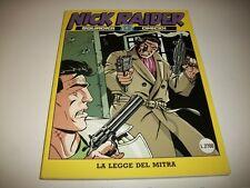 NICK RAIDER SQUADRA OMICIDI N.79.LA LEGGE DEL MITRA.SERGIO BONELLI DIC 1994