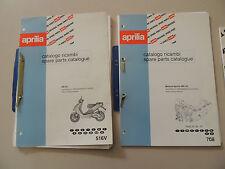 Teile Katalog parts catalogue Aprilia SR 50 (H20) 1997 catalogo ricambi