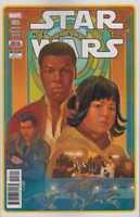 STAR WARS LAST JEDI ADAPTATION #3 MARVEL COMICS COVER A 1ST PRINT