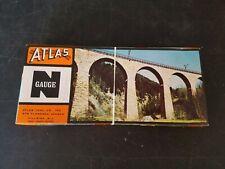 Atlas N gauge Viaduct Kit for N Scale Model Railroads Item
