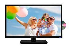 "New 24"" LED LCD HDTV Television DVD Player Combo HDMI MHL USB VGA ATSC NTSC QAM"