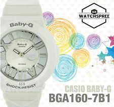 Casio Baby-G Ladies Neon Dial Watch BGA160-7B1