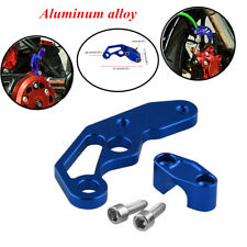 Motorcycle Modified Part Oil Pipeline Clamp Cool Protection Clamp Aluminum Alloy