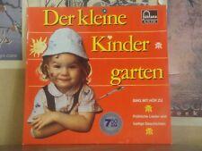 IRIS MAYER HANS PUTZ, DER KLEINE KINDERGARTEN - GERMAN LP 6422 013