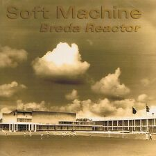 SOFT MACHINE - Breda Reactor - Live - 2 CD NEU