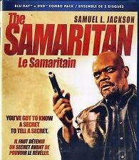 The Samaritan (BRAND NEW BLU RAY DISC) Samuel L. Jackson, Tom McCamus, Aaron Poo