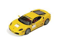 Ixo Models 1:43 FER 042 Ferrari F430 Challenge Fiorano Test 2006 Yellow NEW