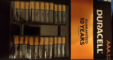 Pack of 32 --Duracell AAA Batteries - Brand New/Sealed