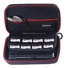 Smatree Carrying Case for NEW Nintendo 3DS XL 3DS Black/Red BRAND NEW