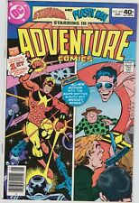 Adventure 467 Fine 6.0 Bronze Age 1st Appearance of Star Man