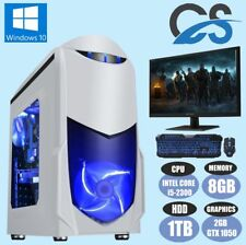 ULTRA PC da Gaming VELOCE Set Intel Core i5 2300 8gb 1tb windows 10 2GB GTX
