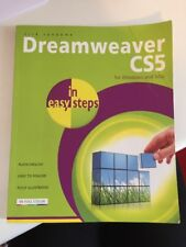 Dreamweaver CS5 in Easy Steps by Nick Vandome 9781840784077 (Paperback, 2010)