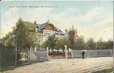 Hotel Waldhaus, Mehltheuer im Vogtland bei Plauen, Pausa, alte Ak von 1906