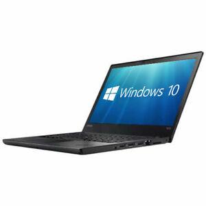 "Lenovo THINKPAD T470s 14 "" FHD Écran Tactile i7-7600U 8GB 256GB SSD Wi-Fi Webcam"