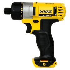 "Dewalt DCF610 12V MAX 1/4"" Cordless Screwdriver - Tool Only"