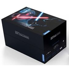 New Lenovo Star Wars Jedi Challenges - AR Headset with Lightsaber Controller