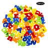 78 Pcs Magnetic Letters Numbers Alphabet Fridge Magnets Colorful Plastic Toy Set