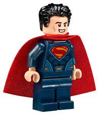 NEW! LEGO SUPERMAN MINIFIGURE - DC COMICS SUPER HEROES BATMOBILE AIRLIFT (76087)