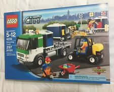 NEW in Unopened Factory Sealed  Box LEGO City Recycling Truck 4206