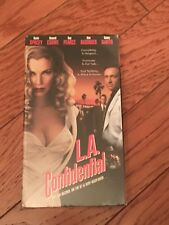 L.A. Confidential - Kevin Spacey - Russell Crowe - Kim Basinger - Vhs