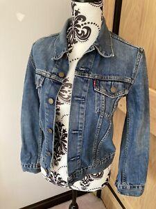 LEVIS Denim jacket Size S/8
