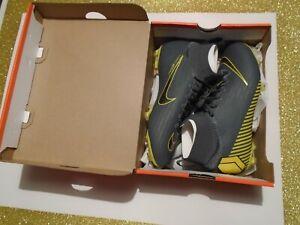 NIB Nike JR Mercurial Superfly 6 Elite FG Big Kids Sizes ACC AH7340-070 $175