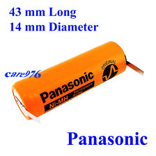 Oral-B Professional Care Toothbrush PANASONIC NiMH Repair Battery, 43mmL x 14mmD