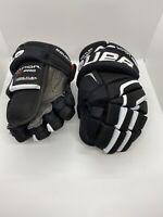 """Bauer Vapor X Pro 11"""" Junior Hockey Gloves Excellent Condition"""